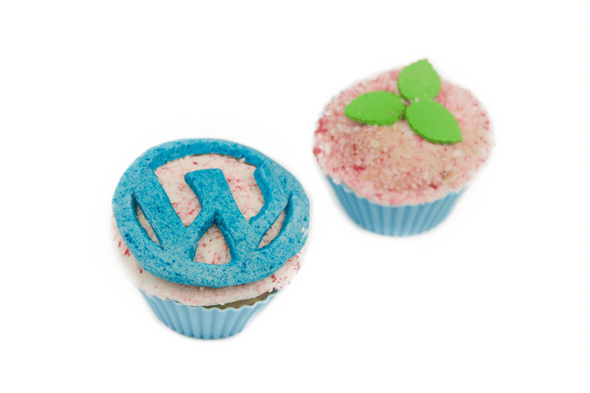 WordPress Cupcakes